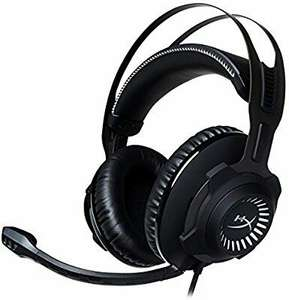 Hot Sale en Amazon:  HyperX 07 HX-HSCR-GM Auriculares Gaming Gun Metal, color Negro, 3.5 mm