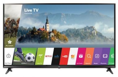 CyberPuerta: LG Smart TV LED 60UJ6300 60'' 4K Costo de envio incluido