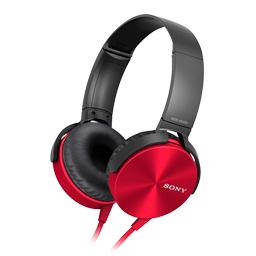 Sony Store: Audifonos MDR-XB450AP con Extra Bass de $850 a  $475
