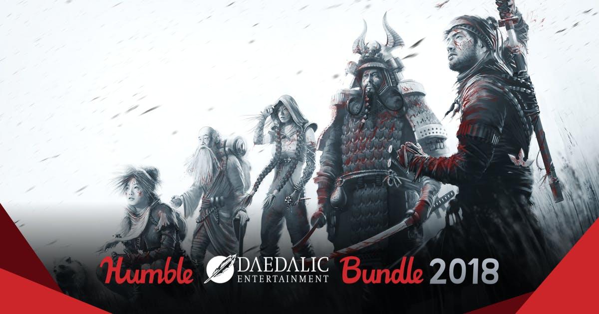 Humble Bundle; Humble Daedalic Bundle 2018