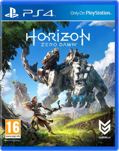 Game Planet: Horizon Zero Dawn PS4