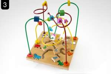 Groupon: Laberintos infantiles desde $349