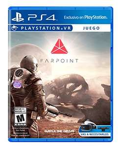 Amazon: Farpoint PS4 a $199