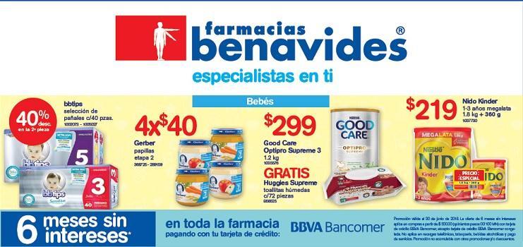 Farmacias Benavides: Ofertas sólo hoy 6 de Junio