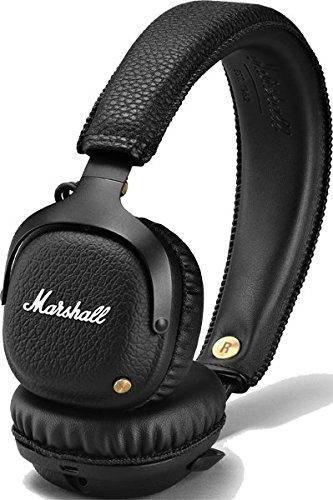 Amazon: Audifonos Marshall MID Bluetooth On-ear Negro