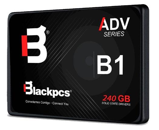 Cyberpuerta: SSD Blackpcs AS2O1 240GB