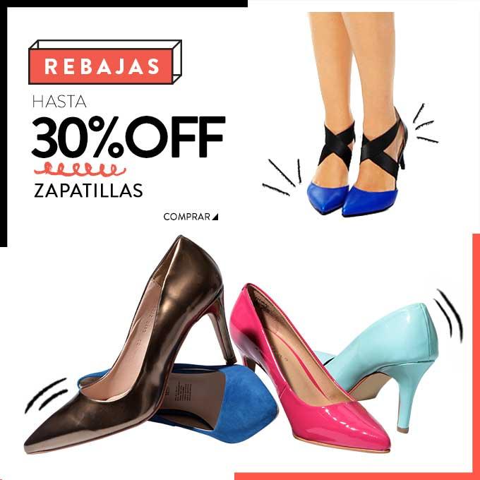 Dafiti: 30% o más de descuento en zapatillas