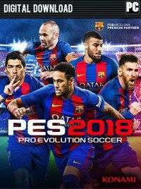 cdkeys: PES 2018 standard (Pc Steam)
