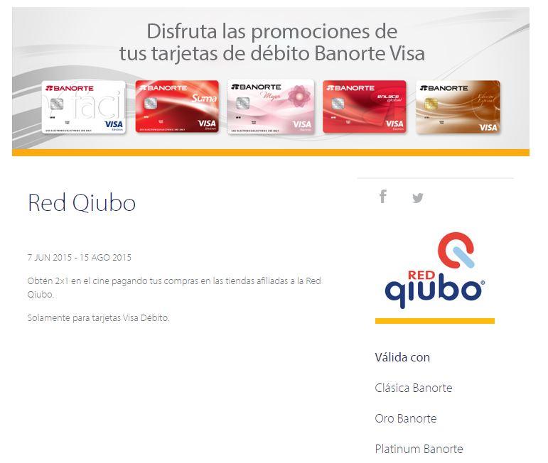 Red Qiubo: Cupon 2x1 para Cinepolis con compra minima de $200 (Pago de servicios, Compra en tienditas, Tiempo aire, etc...)
