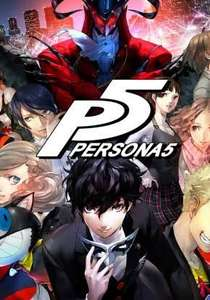PSN: Persona 5 para PS3 con PS Plus