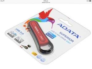Amazon: Memoria ADATA 32gb USB 3.0 Resistente $168