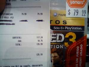 Gamers: Uncharted 3 para PS3