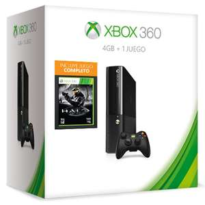 AMAZON: consola Xbox 360 con Halo Aniversario $2,499 y con GOW Judgement $2,999