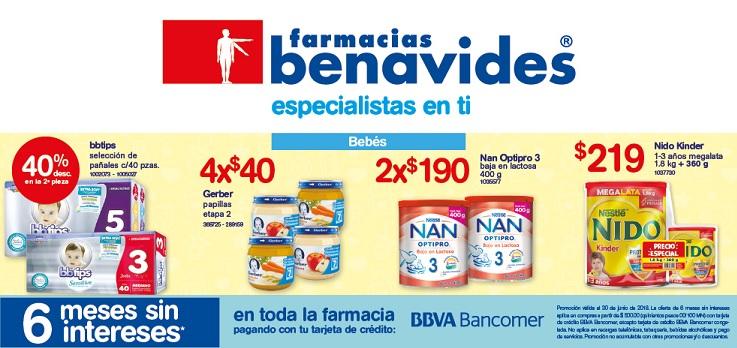 Farmacias Benavides: Ofertas sólo hoy 13 de Junio