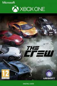 CDkeys: Xbox one: The crew a $160 (Código)