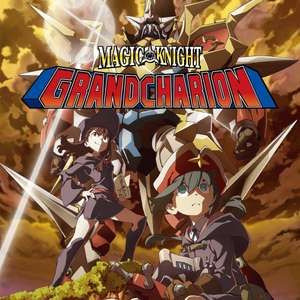 PSN: Magic Knight Grand Charion PS4 gratis