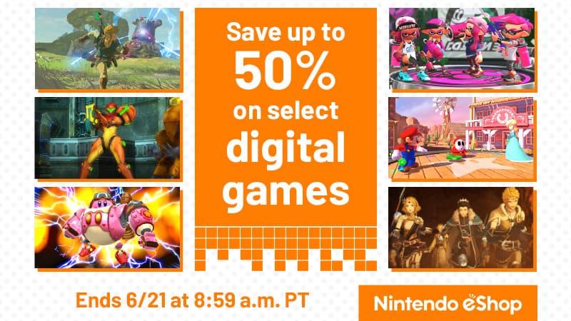Nintendo: Rebajas interesantes, tanto en Nintendo 3DS, como en Nintendo Switch para celebrar la E3.