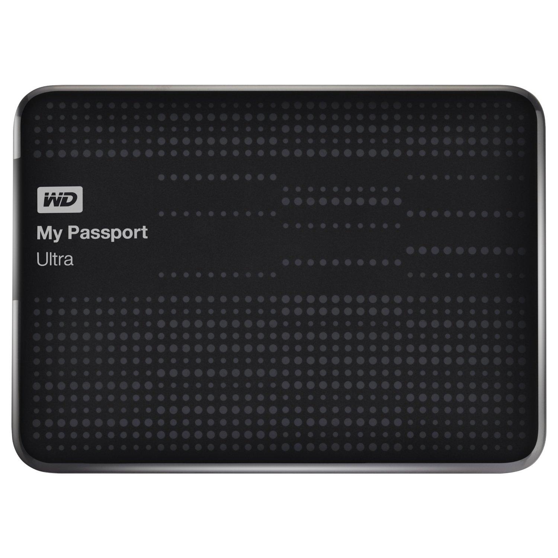 Amazon: Disco duro externo Western Digital 2TB My Passport Ultra $1,257
