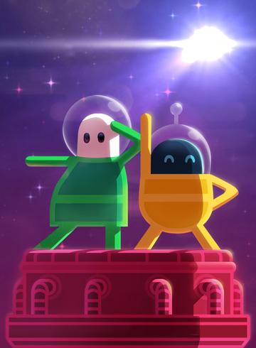Nintendo: Lovers in a Dangerous Spacetime nintendo switch
