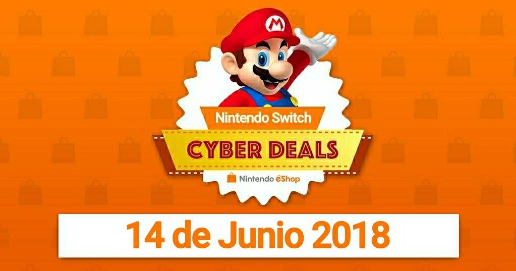 Nintendo eshop: Ofertas juegos Nintendo Switch (14/06) ¡89 Ofertas!