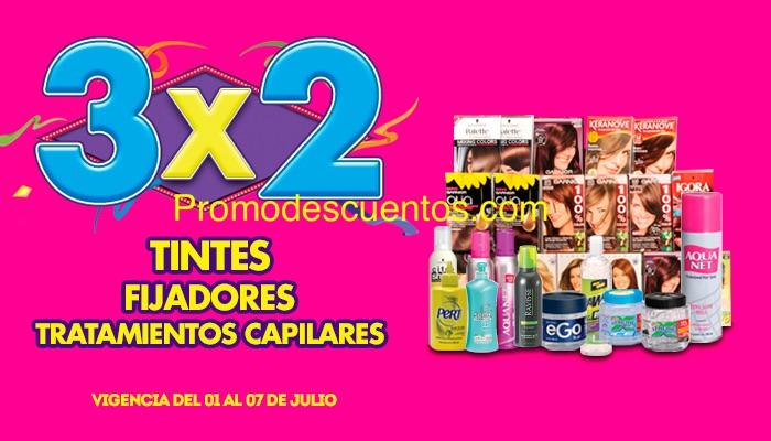 Ofertas Julio Regalado 2015: 3x2 en tintes, fijadores y tratamientos capilares