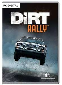 CD Keys: DiRT Rally PC...