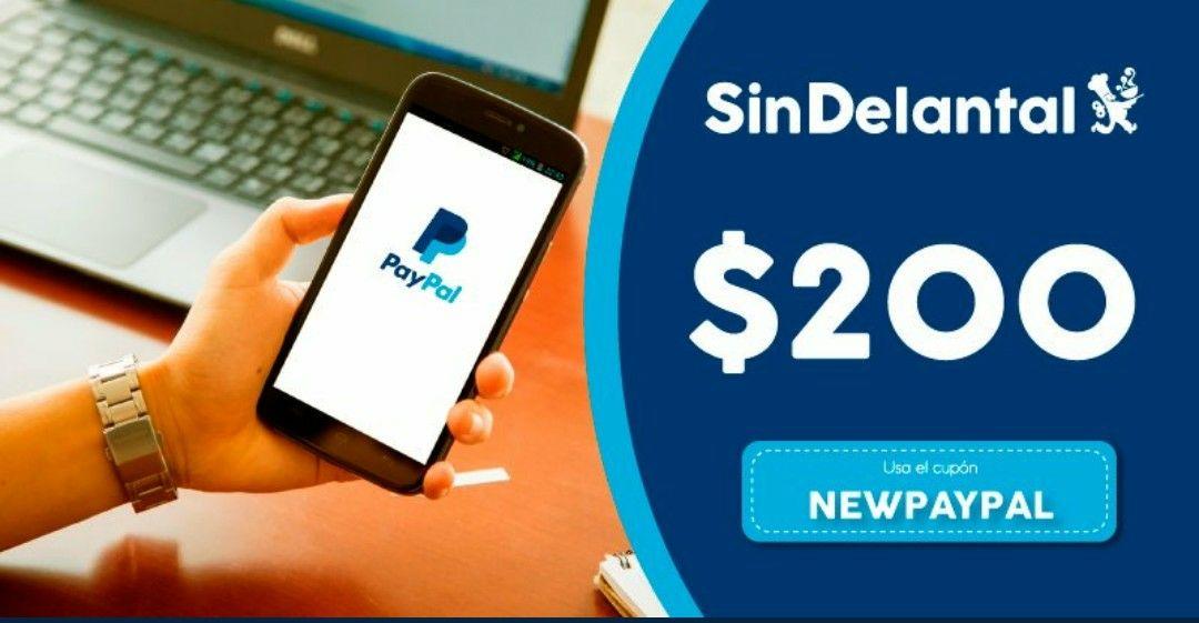 Sin Delantal: $200 en pedido mínimo de $230 USUARIOS NUEVOS
