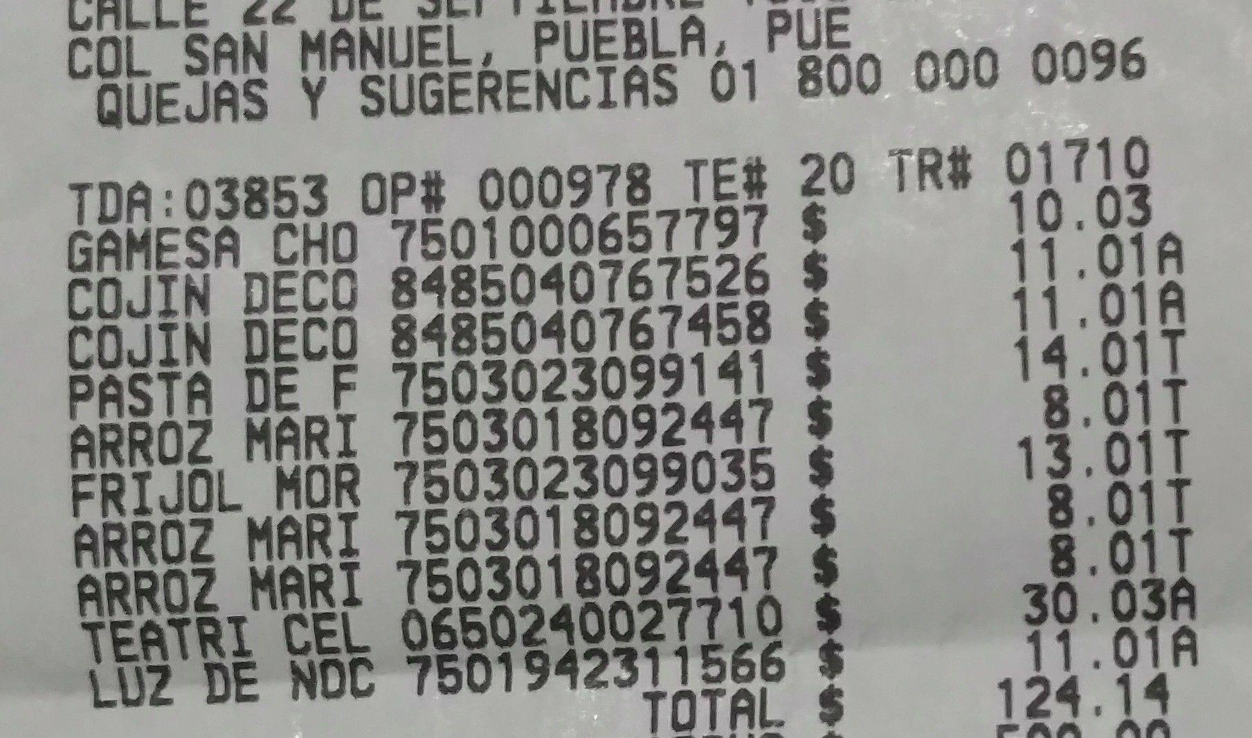 Walmart San Manuel: Arroz Morimoto $8.01 cojín $11.01 lámpara pony $11.01