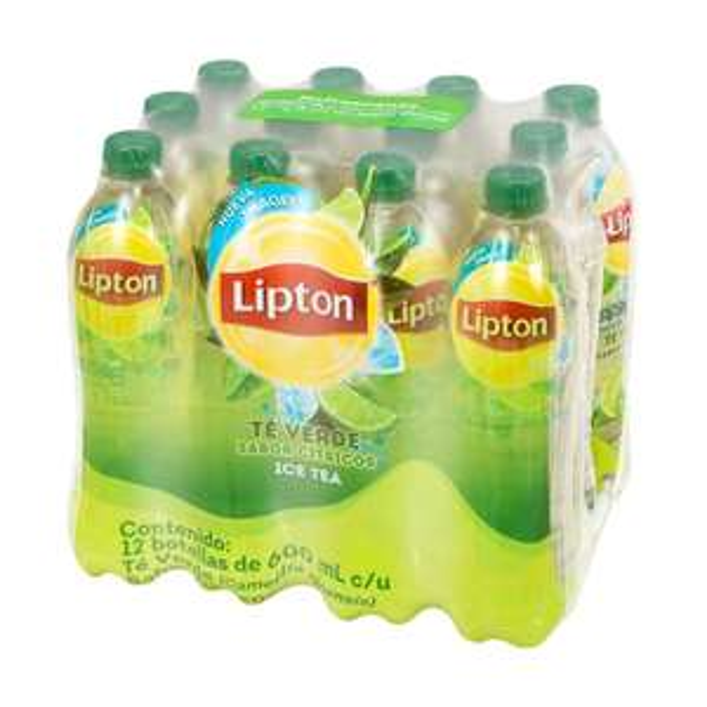 Sam's Club: Te Verde Lipton 12 pzas de 600 ml