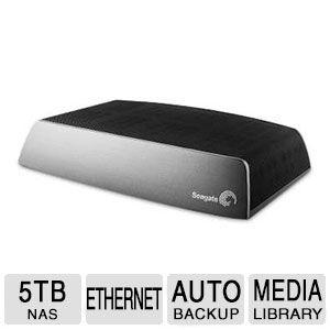 Amazon: disco duro NAS 5TB SEAGATE $2,704