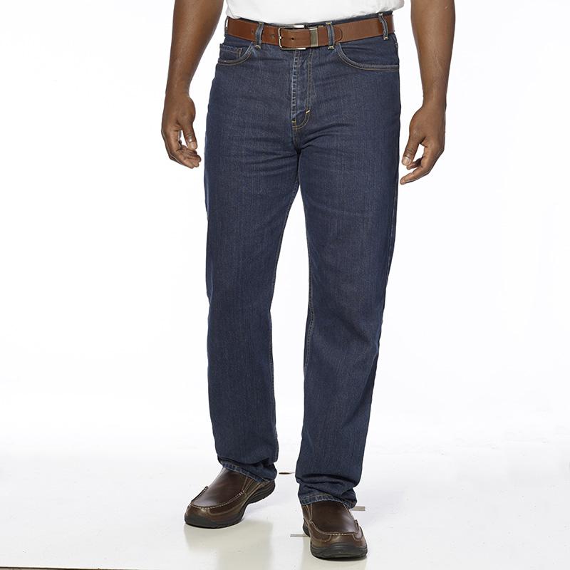 Costco: Kirkland Signature, pantalón de mezclilla (corte recto) envío incluído.
