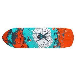 Amazon: LONGBOARD DECK AGGRESSOR SPIDER (SOLO TABLA)