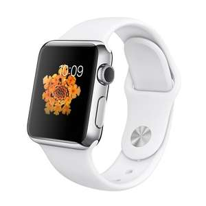 Amazon: Apple Watch Steel 38mm $2,104