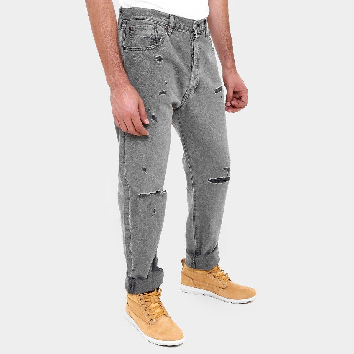 Netshoes: Levis Pantalones Antiasaltos o de Bajo Perfil + Levi's 522 Slim Taper Eternal en 655 + Ofertas con 20% OFF extra