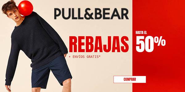 Pull & Bear: Las Rebajas empiezan mañana, hasta 50% de descuento en su mercancía de la temporada
