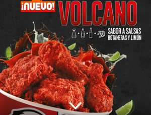 Kentucky Fried Chicken: K-Miercoles de piezas gratis