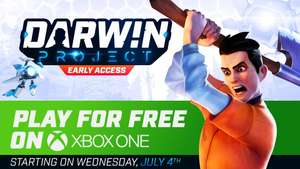 Xbox One: Project Darwin Gratis + SORTEO