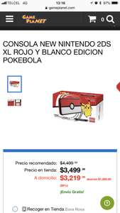 Game Planet: Nintendo 2ds XL