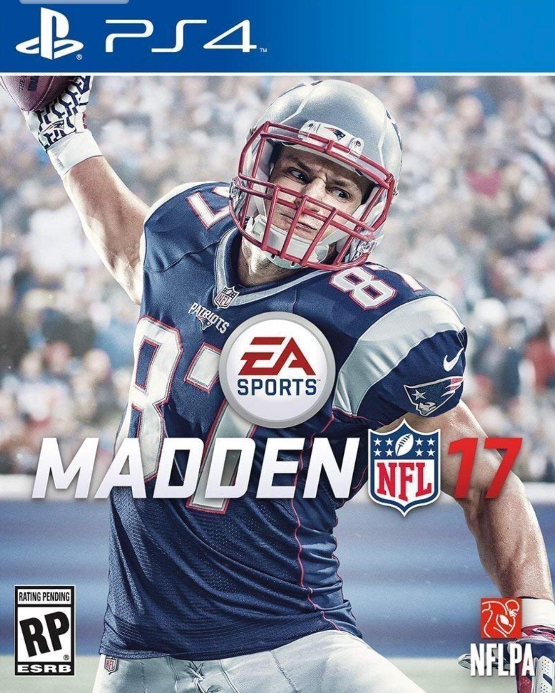 Amazon: Madden NFL 17 PS4