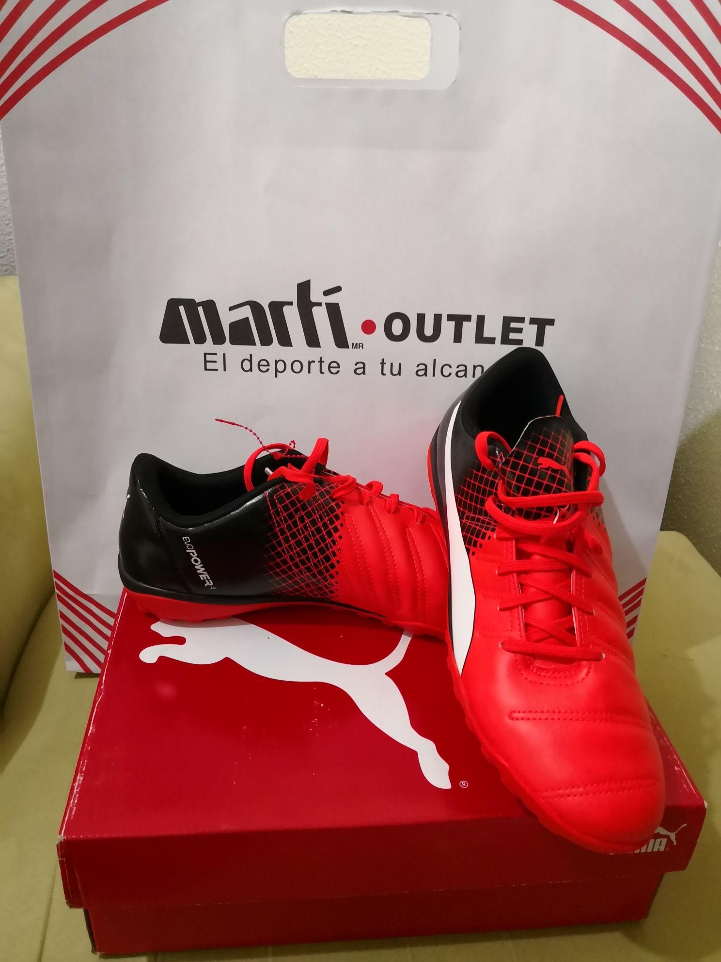 Martí Outlet: Puma EvoPower 4.3 TT (Zapatos de fútbol)