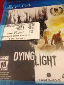 Bodega Aurrerá: Dying Light PS4 $490.02
