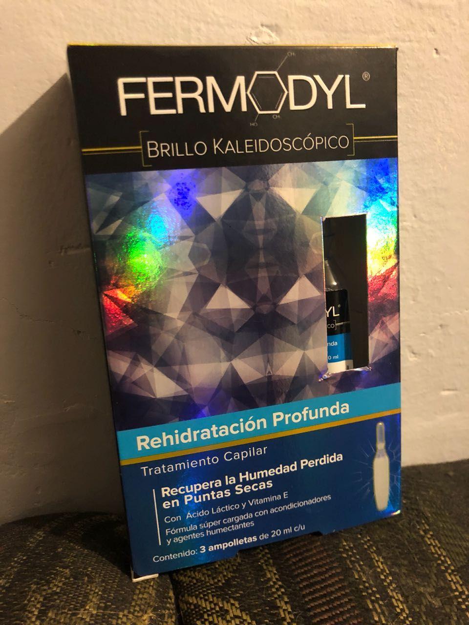 Chedraui: Tratamiento Fermodyl Rehidratación Profunda