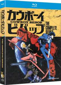 AMAZON: Cowboy Bebop: Complete series (BluRay)