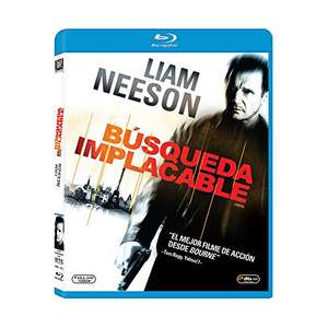 Amazon: Bluray - Busqueda implacable