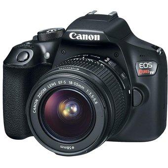 Linio: Cámara Réflex EOS Rebel T6 EF-S con lente 18-55mm III (Pagando con PayPal)