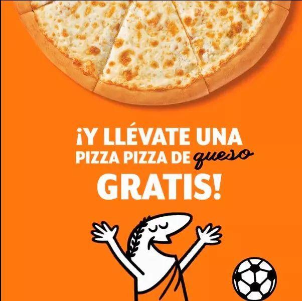 Little Caesar's: Pizza de Queso de Regalo en la Compra de Otra Pizza
