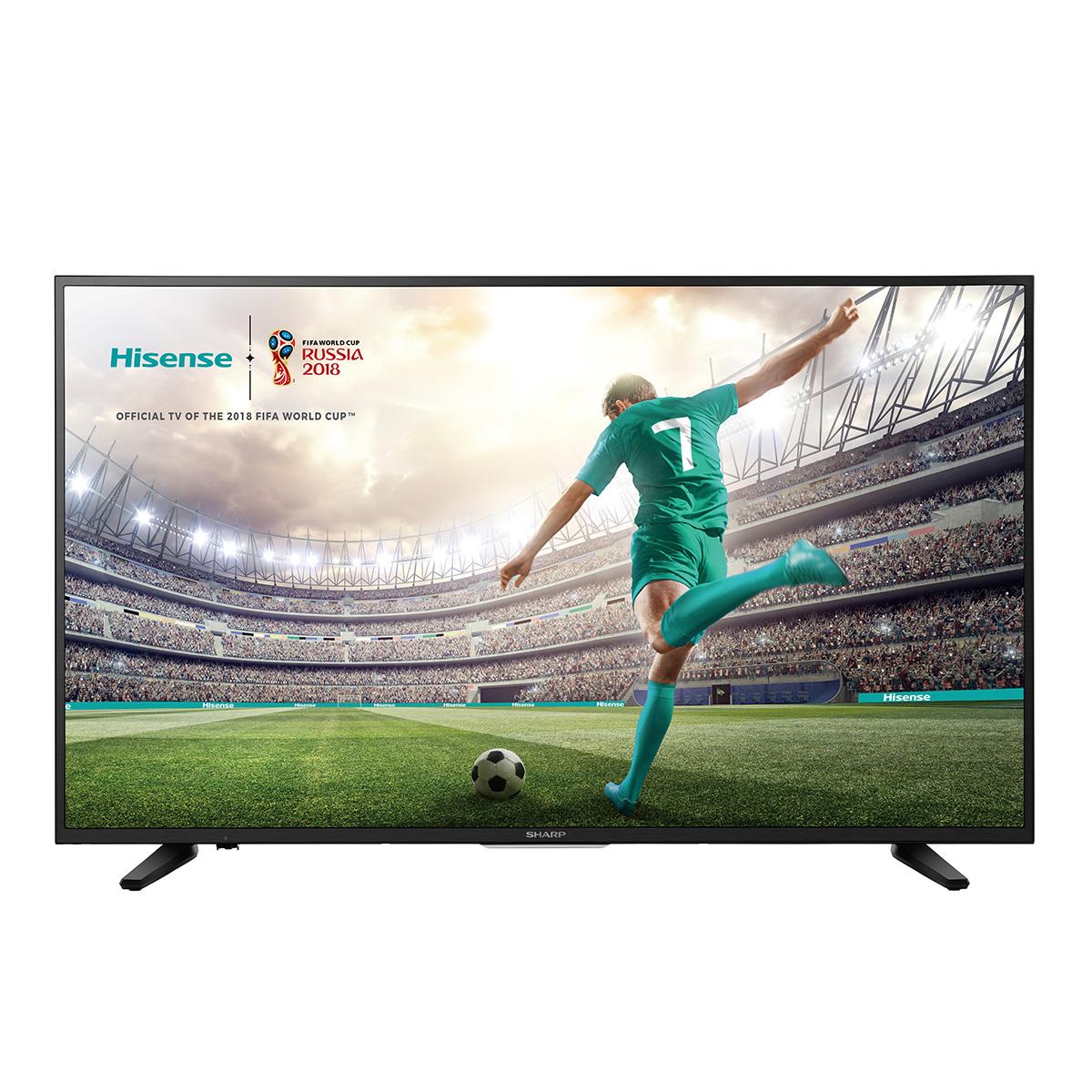 "Costco: Pantalla Sharp 55"" 4K HDR Smart TV LC-55Q7000U"