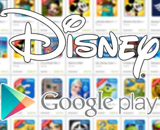 Google Play: todos los juegos de Disney para Android a $6
