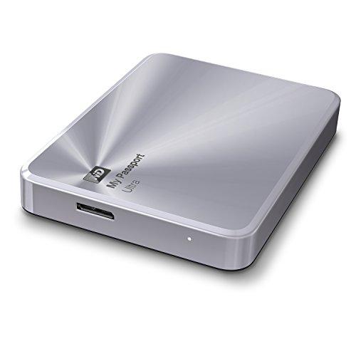 Amazon: Disco duro portátil Western Digital de 2TB WDBEZW0020BSL-NESN
