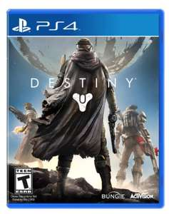 Amazon: Destiny PS4 o Xbox 360 $318